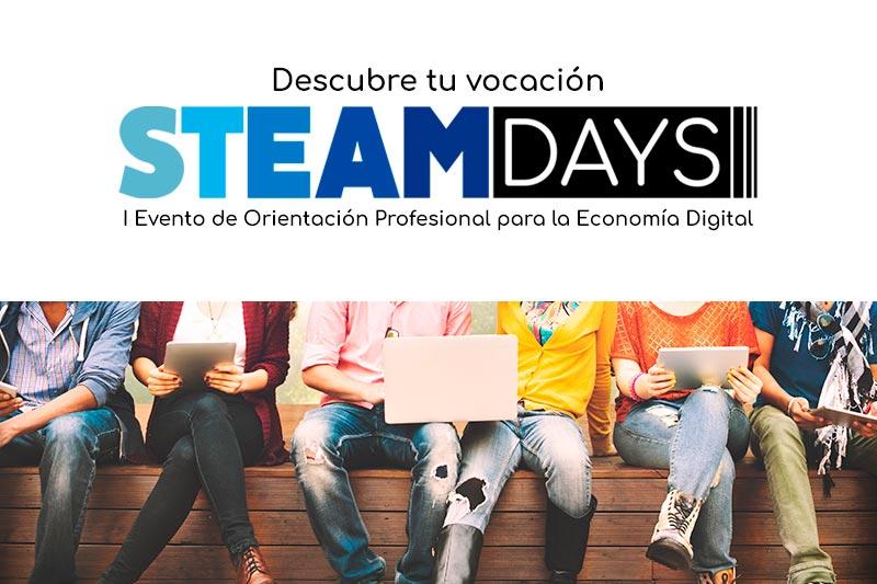 SteamDayscentro educativo