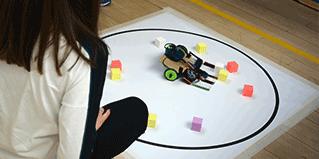 Torneo robotica Desafio Las Rozas